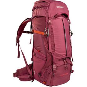 Tatonka Yukon 50+10 Plecak Kobiety, czerwony